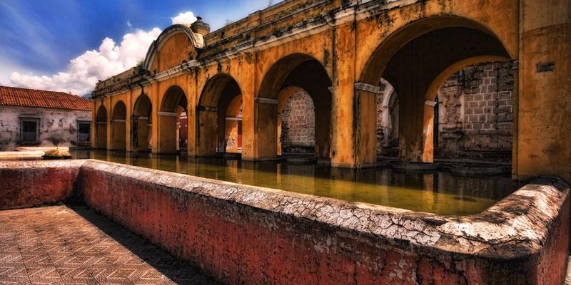 tanque la union en la antigua guatemala
