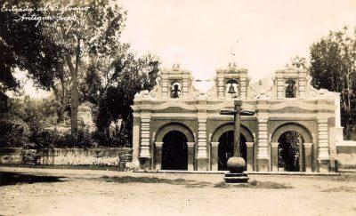 templo de el calvario antigua guatemala