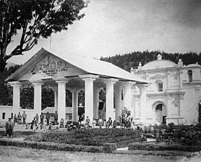 templo de minerva sacatepequez