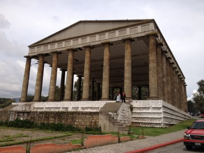 templo minerva quetzaltenango