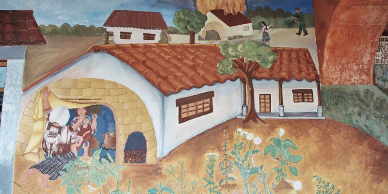 Museo Regional de Chichicastenango Rossbach