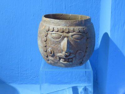 vasijas del museo regional de peten