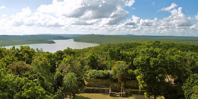 Biotopo Laguna del Tigre Petén