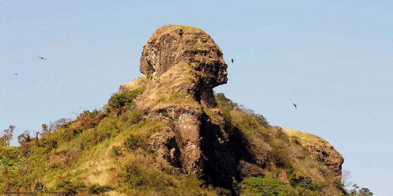 Cerro Mirandilla o Tres Picachos en Guatemala
