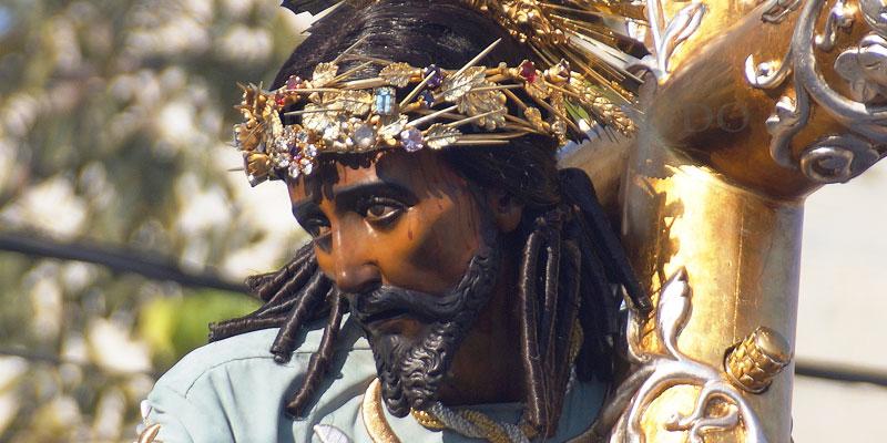 Consagrada imagen de Jesús Nazareno de los Milagros