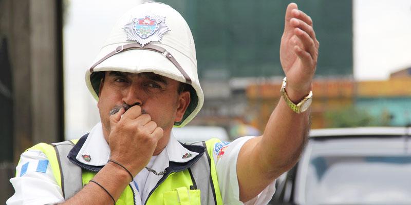 Consulta de multas de tránsito Guatemala