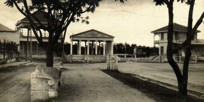 Historia de la Avenida Simeón Cañas en Guatemala