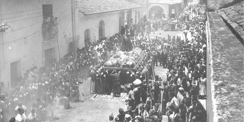 Historia de la Procesiones en Guatemala