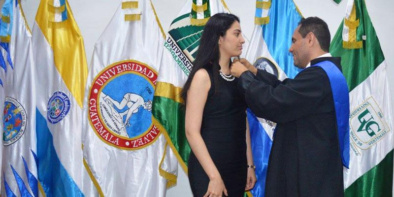 Inscripción en los Colegios Profesionales de Guatemala