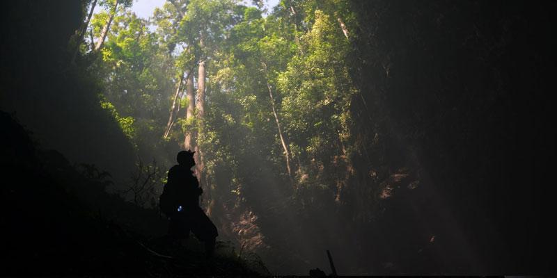 Lugar sagrado Cueva de Chicoy