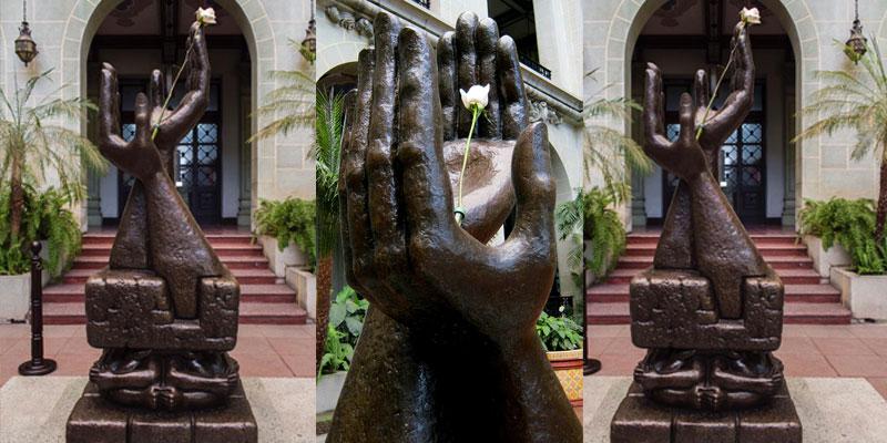 Monumento a la Paz en la Ciudad de Guatemala