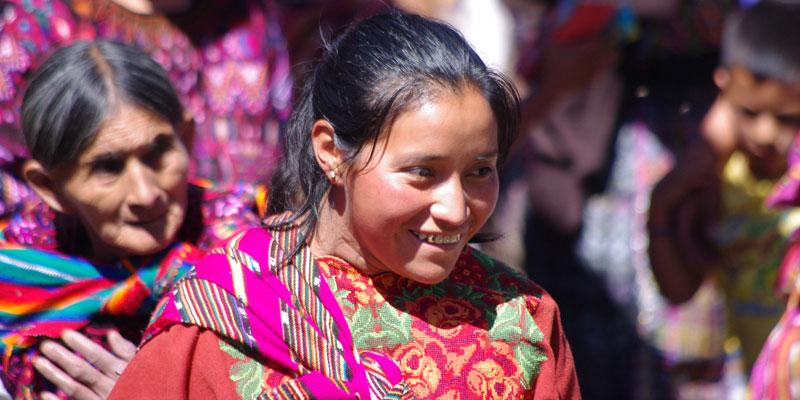 Palabras en idioma kiche de Guatemala