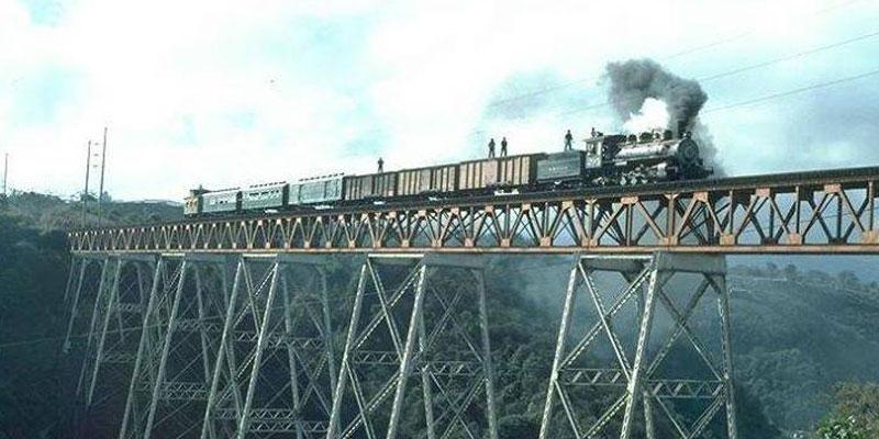 Puente de Las Vacas en la Ciudad de Guatemala
