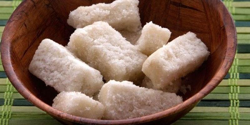 Receta para hacer conserva de coco guatemalteca