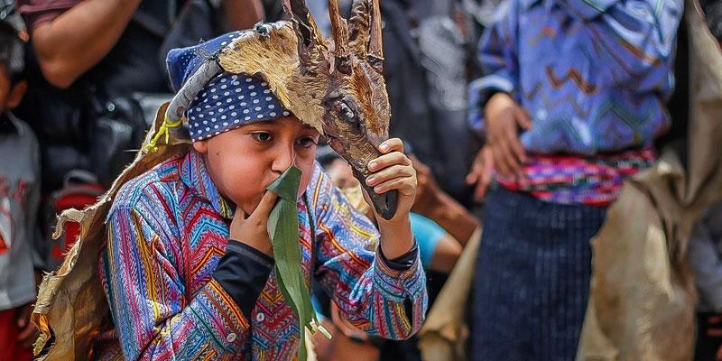 Significado de la Danza del Venado en Guatemala