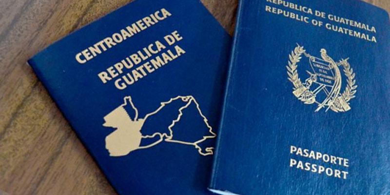 Trámites del pasaporte ordinario guatemalteco en el extranjero