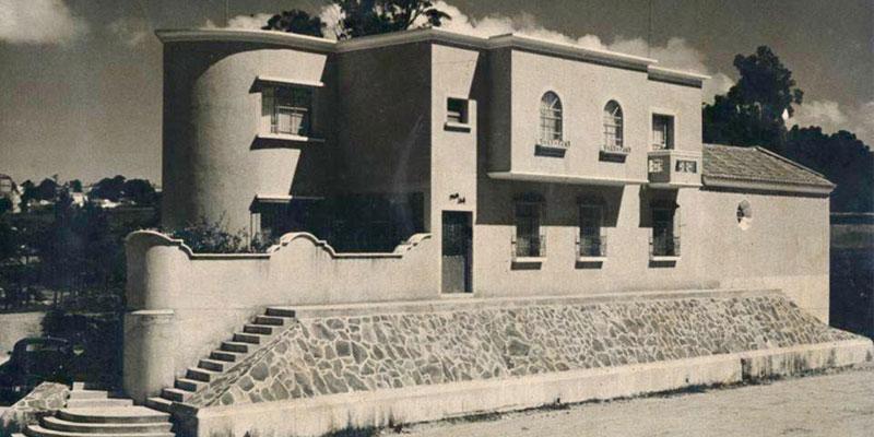 Villa Aída en la Ciudad de Guatemala