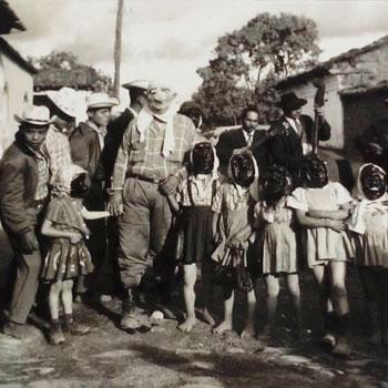 convite guatemalteco en la antiguedad