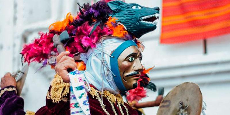 La danza del Rabinal Achí en Guatemala