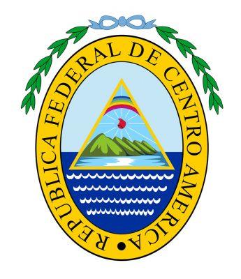 escudo de la republica federal de centroamerica