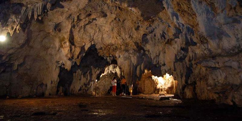grutas del rey marcos san juan chamelco