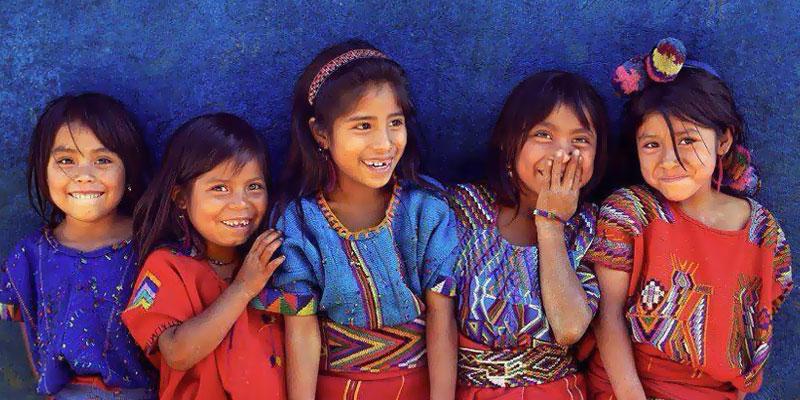 Palabras en idioma poqomchí de Guatemala