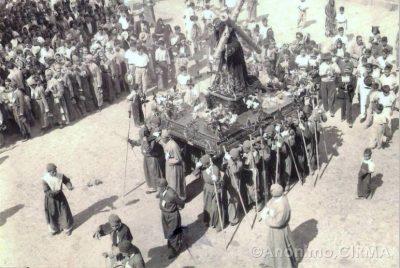 procesiones en la antiguedad