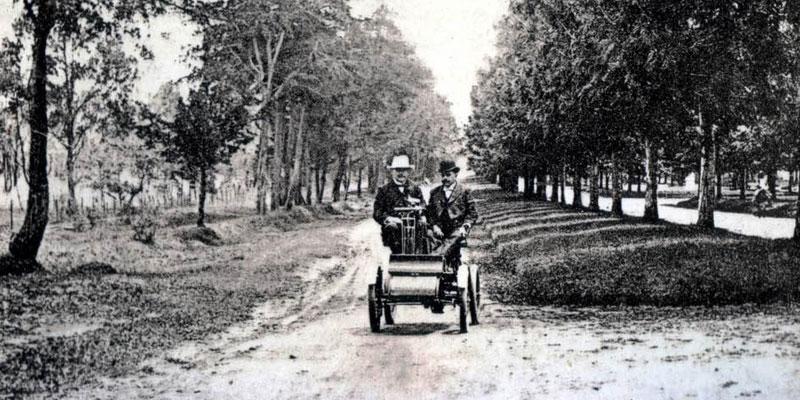 Historia del automóvil en Guatemala