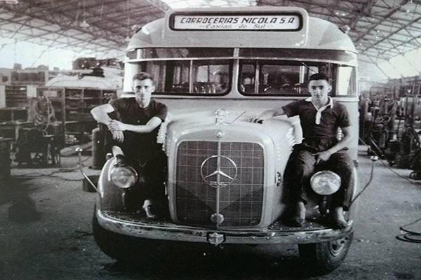 Historia del transporte urbano en Guatemala - Foto Jorge Torres