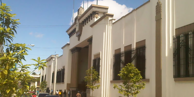 La Casa Presidencial de Guatemala
