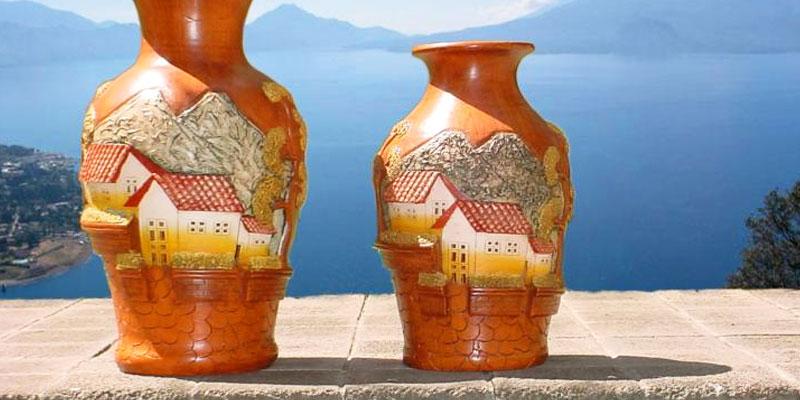 La cerámica artesanal en Guatemala