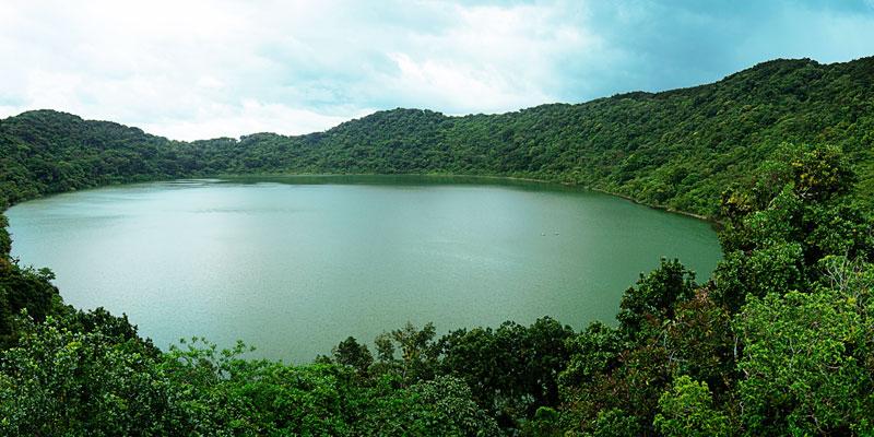 Leyenda de la Laguna del Volcán de Ipala