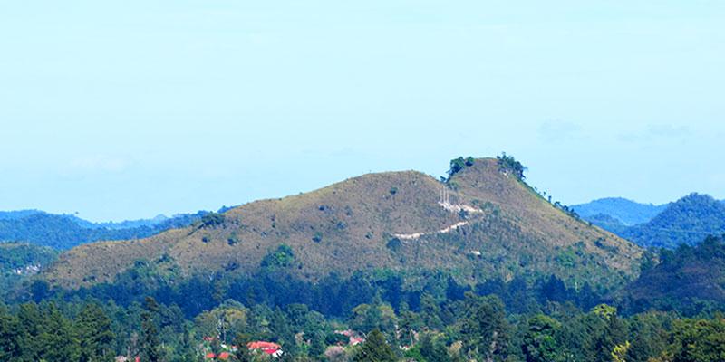 Leyenda del Cerro de la Bruja