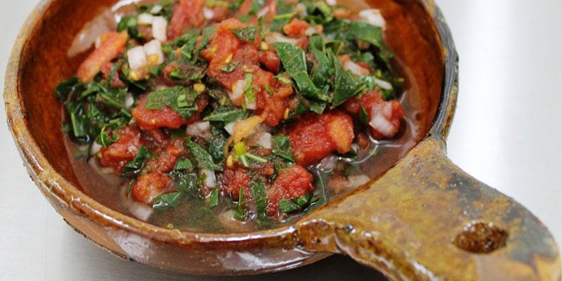 Receta para hacer chirmol guatemalteco