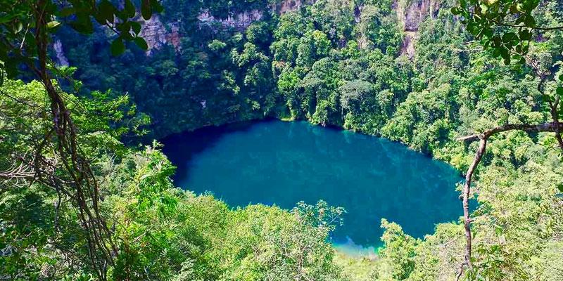 Reserva Natural Sierra del Lacandón Petén