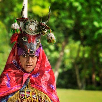 danza del venado guatemala