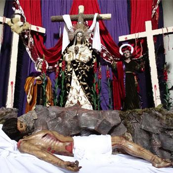 procesion viernes de dolores guatemala