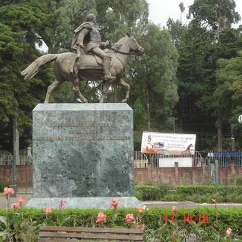 simon bolivar guatemala