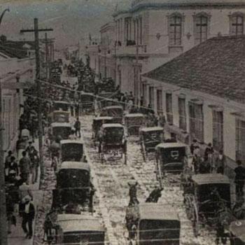 carruajes en guatemala