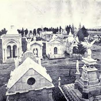 nichos cementerio general