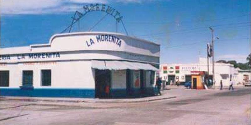 Historia de La Morenita en la Ciudad de Guatemala