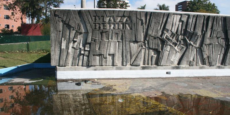 Historia de la Plaza Berlín en la Avenida de Las Américas