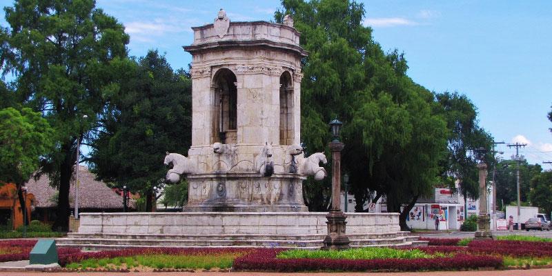 Historia de la Plaza España en Guatemala