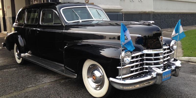Historia del Cadillac Presidencial de Guatemala