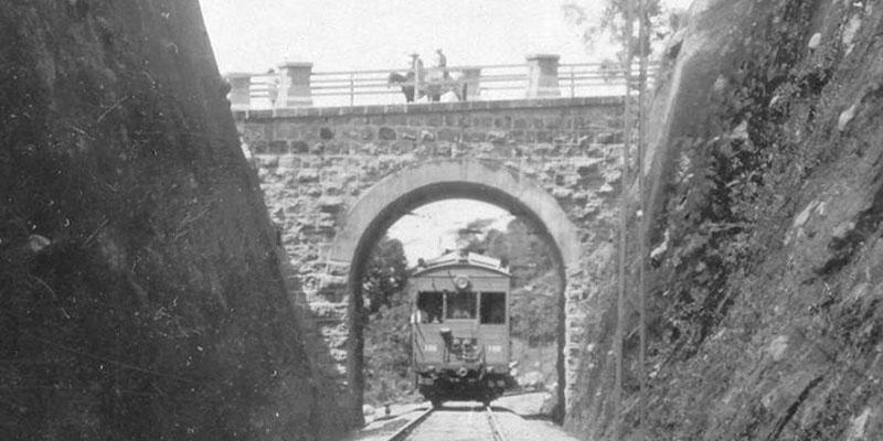Historia del Ferrocarril de los Altos