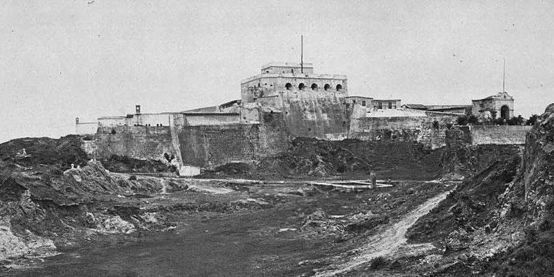Historia del Fuerte de San José en Guatemala