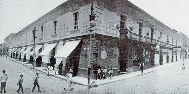 Historia del Gran Hotel San Carlos en Guatemala