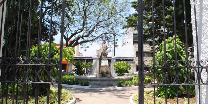 Historia del Parque Isabel la Católica en Guatemala