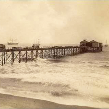 Historia del Puerto San José en Guatemala