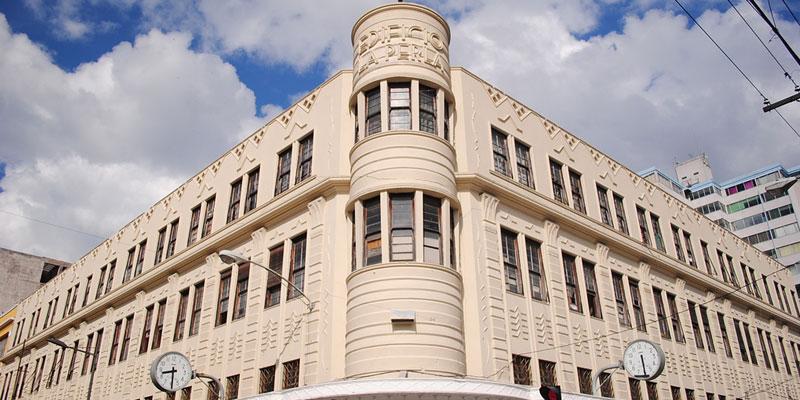 Historia del edificio La Perla en el Centro Histórico